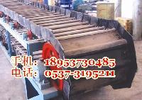 輕型鏈板輸送機耐磨 紙箱板式輸送機