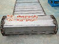 木箱輸送機加厚 傾斜式鏈板輸送機分類制造廠家