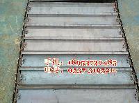 重物輸送鏈板輸送機定制 鏈板輸送機圖片