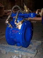 铸钢智能自控阀(金钛HDZ744X-16C)DN100-DN2000