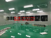 食品厂无尘车间 10万级净化QS车间改造 广州净化工程公司