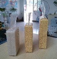 菌菇砖型真空包装机