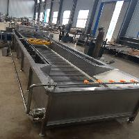 多功能 蔬菜加工设备 大产量净菜加工设备 蔬菜加工流水线