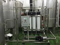 西洋参澄清除沉淀膜分离设备