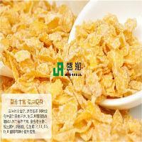 早餐谷物玉米片生产线膨化机械