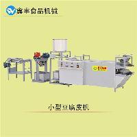 全自动豆腐皮机厂家  哪家的豆腐皮机好 品牌豆腐皮机器