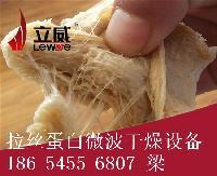 济南小麦拉丝蛋白微波干燥设备厂家