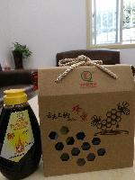 缅甸纯天然野菊花蜂蜜500g简易装
