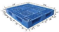厂家供应直销双面网格塑料托盘