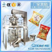 厂家直销膨化食品包装机械设备 全自动颗粒包装机背封薯片包装机