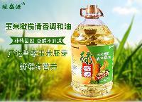 玉米橄榄清香调和油