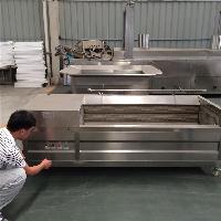 全自动番薯毛刷清洗机-1800型清洗机-多功能清洗机