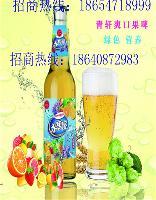 春夏季节商超夜场酒店畅销塑包果啤啤酒招商