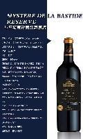 法国拉巴斯蒂珍藏干红葡萄酒