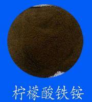 合肥友泰厂家供应柠檬酸铁铵作用与功效