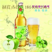 青岛青轩啤酒纯水果酿造风味果啤招商加盟