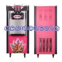 商用软立式冰淇淋机器多少钱一台