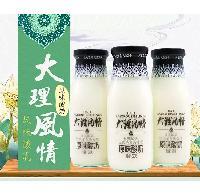 欧亚牛奶 大理风情原味酸奶风味酸乳 320g*10瓶