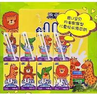 欧亚益U宝贝均衡智慧型儿童牛奶125g*16盒/箱礼盒