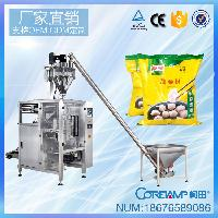 大型全自动螺杆定量粉剂包装机 包邮现货款玉米淀粉面粉包装机