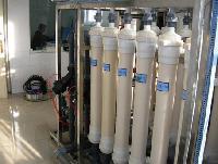 苦咸水超滤膜处理