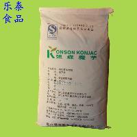 现货供应魔芋粉 食品级葡甘露聚糖增稠剂 稳定剂KJ-22魔芋粉价格