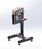 纽才纳NCN-30外箱二维码打印贴标机 1800张/小时