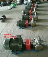 陕西圆弧齿轮泵/西安YCB6/0.4型不锈钢圆弧齿轮泵促销