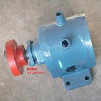 沧州宏润泵业/实验室小流量齿轮泵/RCB1/0.36型保温沥青泵