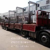 连云港江米条油炸生产线生产厂家有哪些  山东 油炸设备