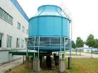 电厂冷却塔高度