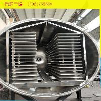 长期提供带料加工技术支持免费试料多平方真空冷冻干燥机