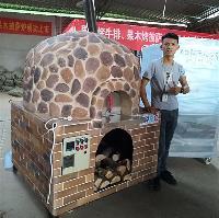 燃气窑式披萨炉 电加热披萨窑炉  华腾厨具直营