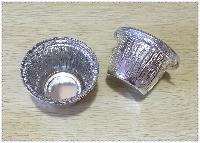 一次性锡纸盒烤脑花汤碗打包铝箔盒 蛋