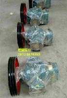 食品输送泵/大流量高粘度泵/沧宏润LC-80/0.6型罗茨泵