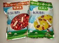 提供40克香辣金针菇真空包装袋印刷 酱菜高温蒸煮铝箔袋设计