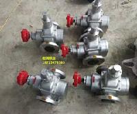 重庆圆弧齿轮泵/重庆YCB20/0.6型不锈钢圆弧齿轮泵